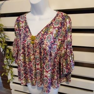 RAGA blouse....                   #297